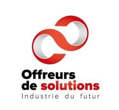 logo offreurs de solutions pour l'industrie du futur, partenaires d'Astrée Software