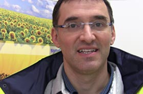 Laurent Bardet Syngenta Nerac témoigne sur la démarche d'excellence opérationnelle avec le logiciel MES Aquiweb